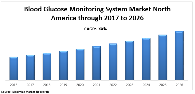 North America Blood Glucose Monitoring System market