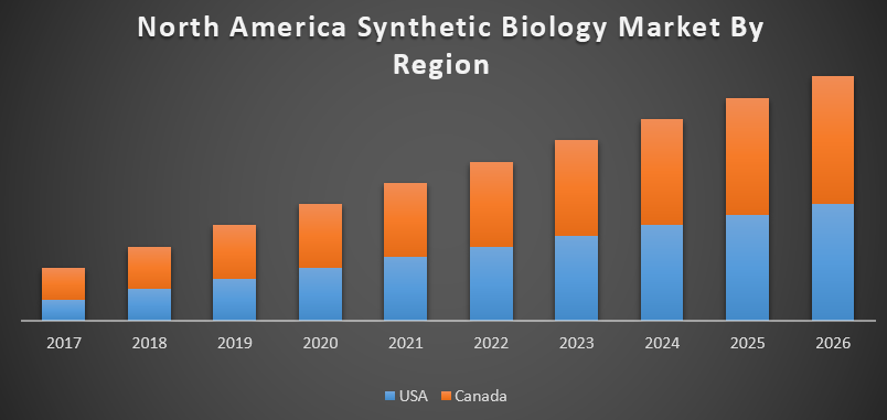 North America Synthetic Biology Market