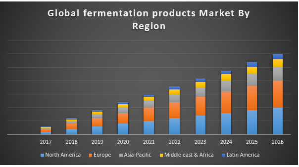 Global Fermentation Products Market