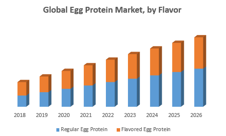Global Egg Protein Market, by Flavor