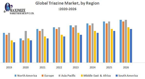 Global Triazine Market by Region