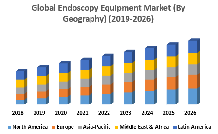 Global Endoscopy Equipment Market (By Geography)