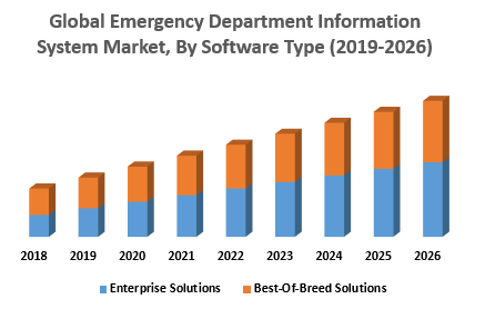 Global Emergency Department Information System Market, By Software Type