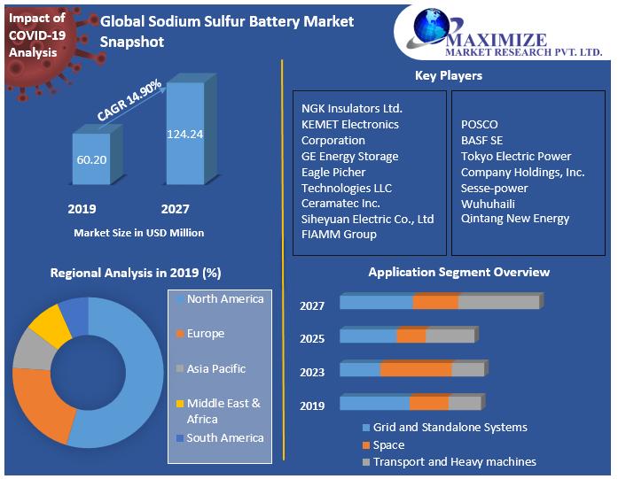 Global Sodium Sulfur Battery Market Snapshot