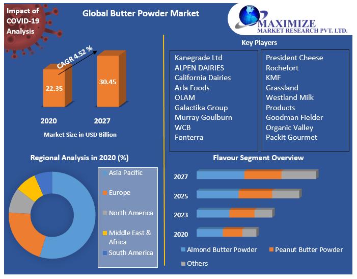 Global Butter Powder Market