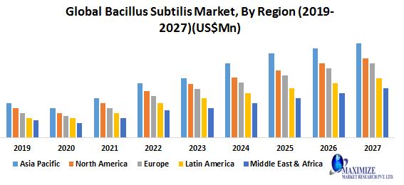 Global Bacillus Subtilis Market
