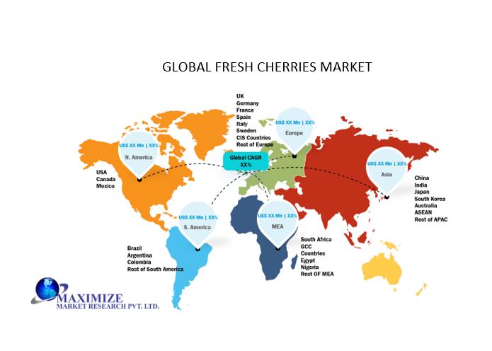 Global Fresh Cherries Market 2