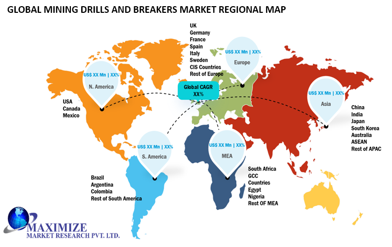 Global Mining Drills and Breakers Market 1