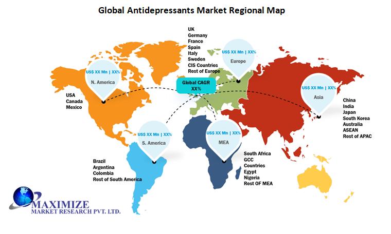 Global Antidepressant Market 1