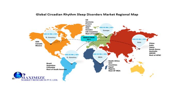 Global Circadian Rhythm Sleep Disorders Market 3
