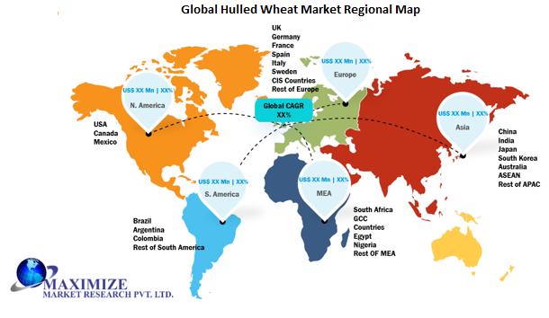 Global Hulled Wheat Market 1