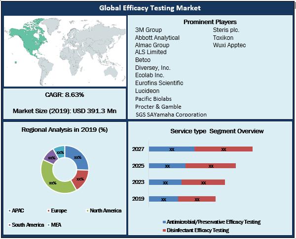 Global Efficacy Testing Market