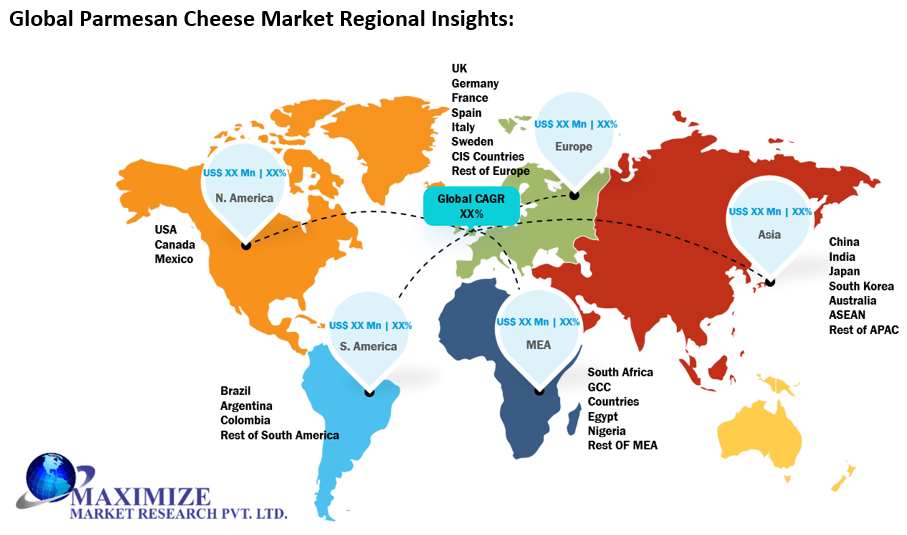 Global Parmesan Cheese Market 2