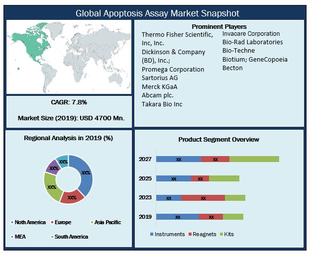 Global Apoptosis Assay Market