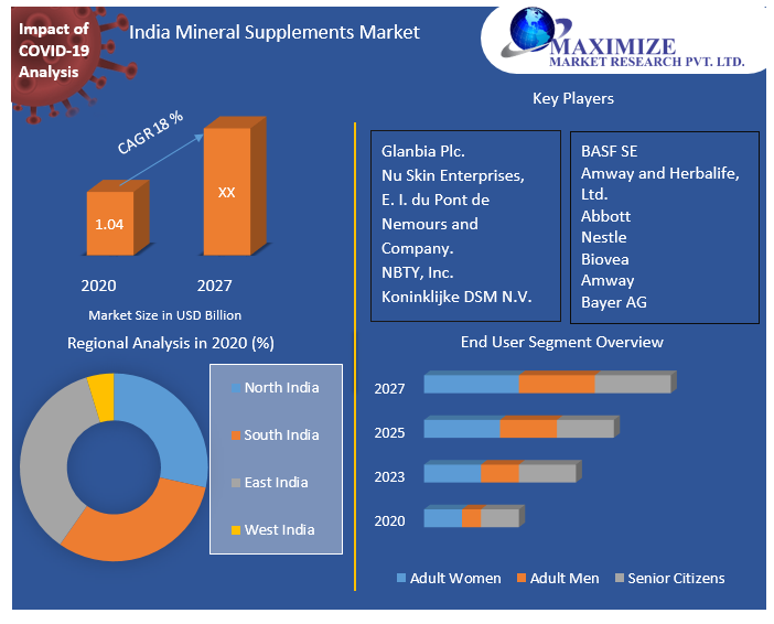 India Mineral Supplements Market