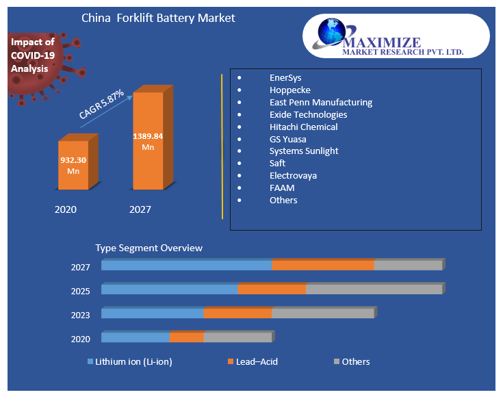 China Forklift Battery Market