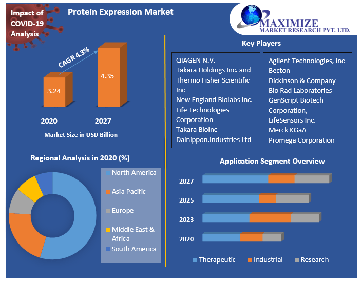 Protein Expression Market a